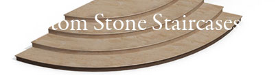 Custom Stone Staircases and Steps