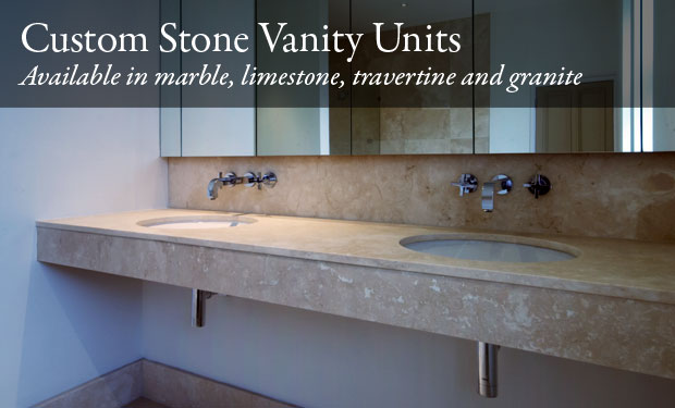 Picture of Marble Vanity Unit