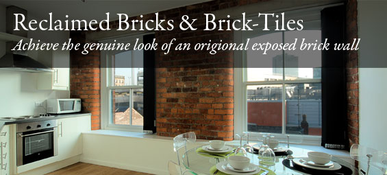Reclaimed Brick and Tile Range